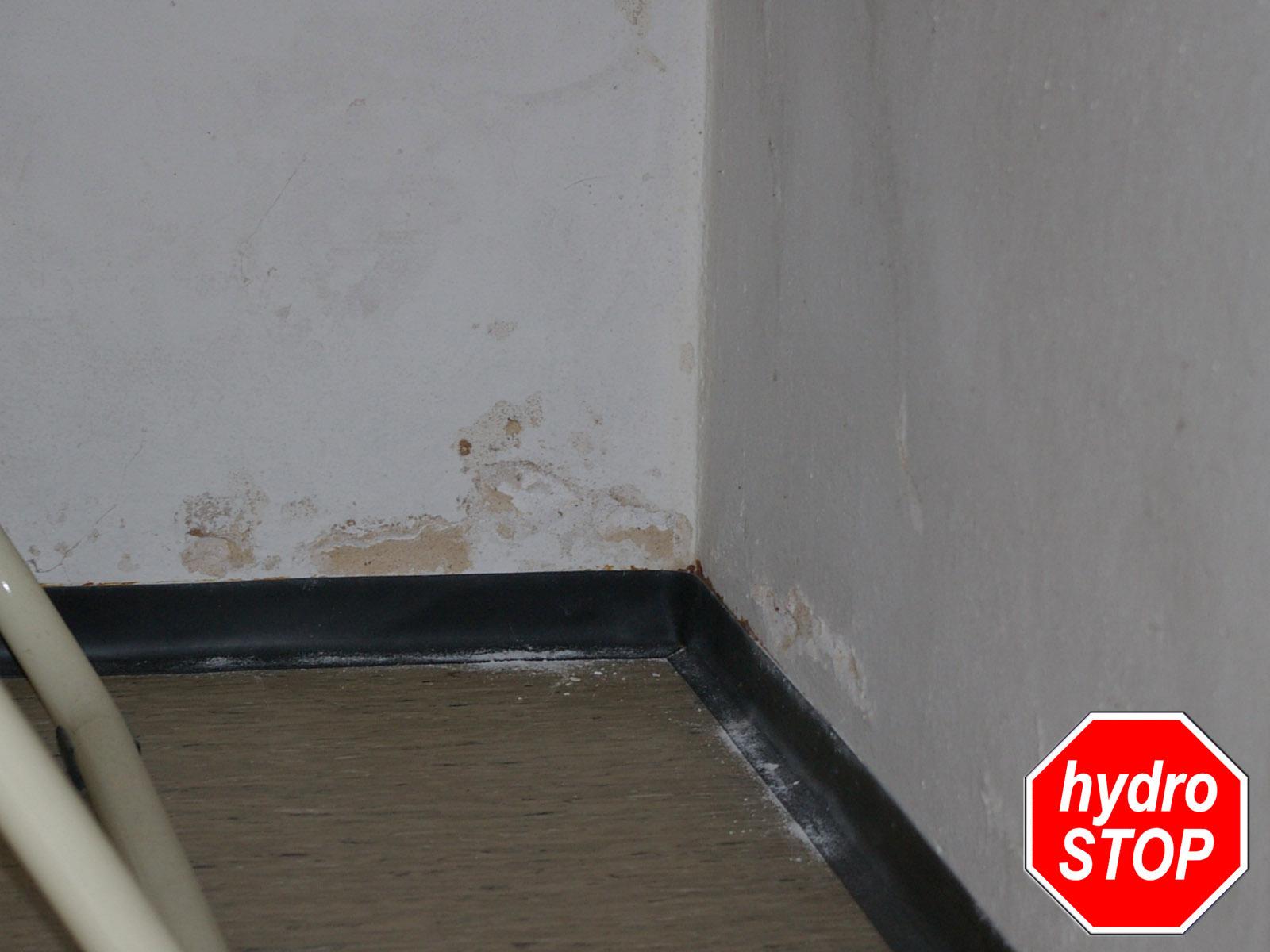 Berühmt Feuchtigkeit im Keller: hydro-STOP - Keller abdichten UW46